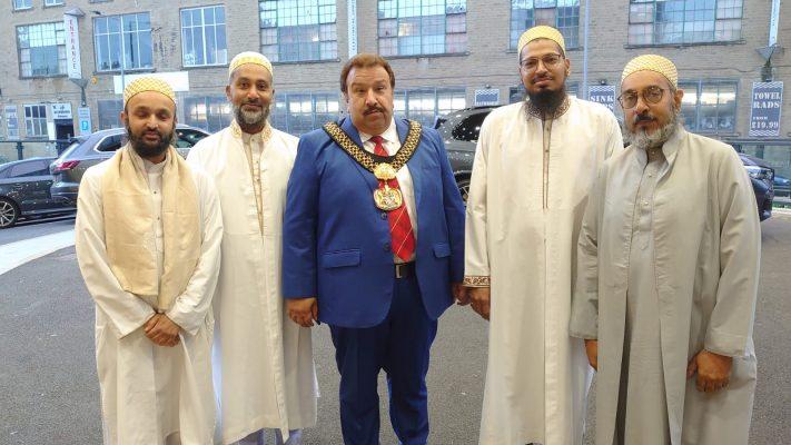 Lord Mayor Councillor Shabbir Hussain